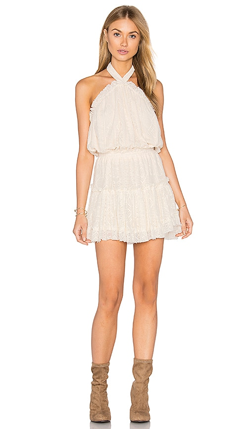 MISA Los Angeles Desa Dress in Cream