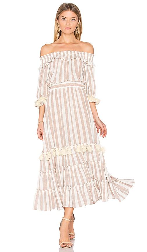 MISA Los Angeles Ava Dress in Pink