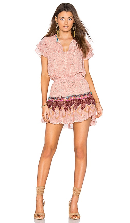 MISA Los Angeles Suri Dress in Pink
