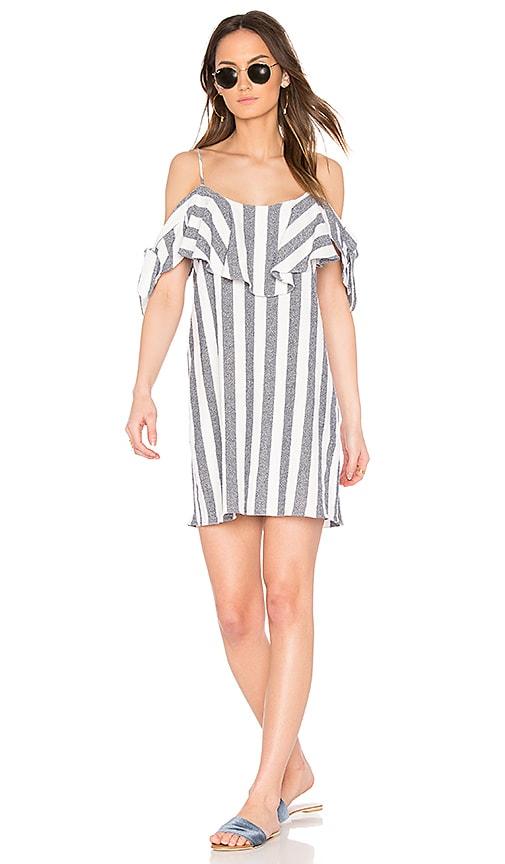 MISA Los Angeles Nicolette Dress in Gray