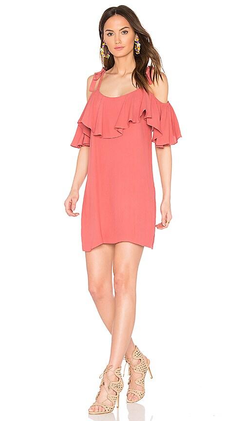 MISA Los Angeles Emil Dress in Red
