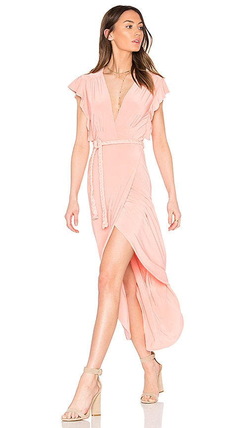 MISA Los Angeles Irina Dress in Pink