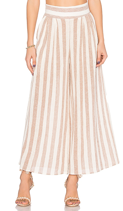 MISA Los Angeles Bazaar Pant in Pink
