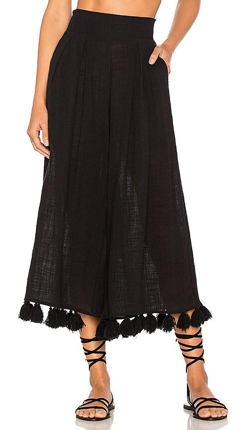 MISA Los Angeles Freja Pant in Black
