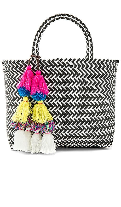 MISA Los Angeles Mercado Tote in Black