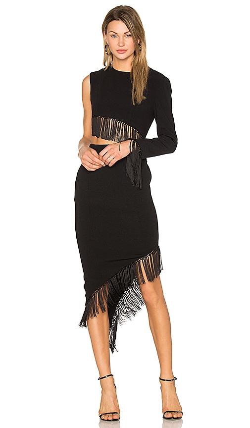 Misha Collection Lana Dress in Black