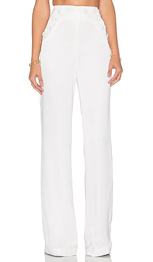 Misha Collection Manesha Pant in Milk