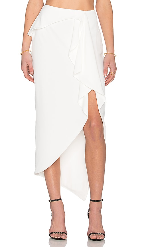 Misha Collection Cerelia Skirt in White