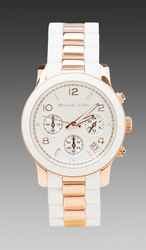 Runway Chronograph Watch