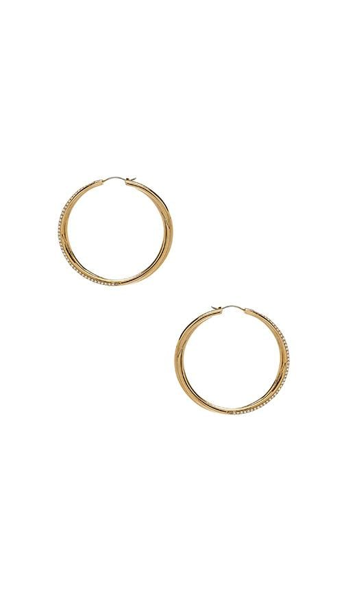 Brilliance Hoop Earrings