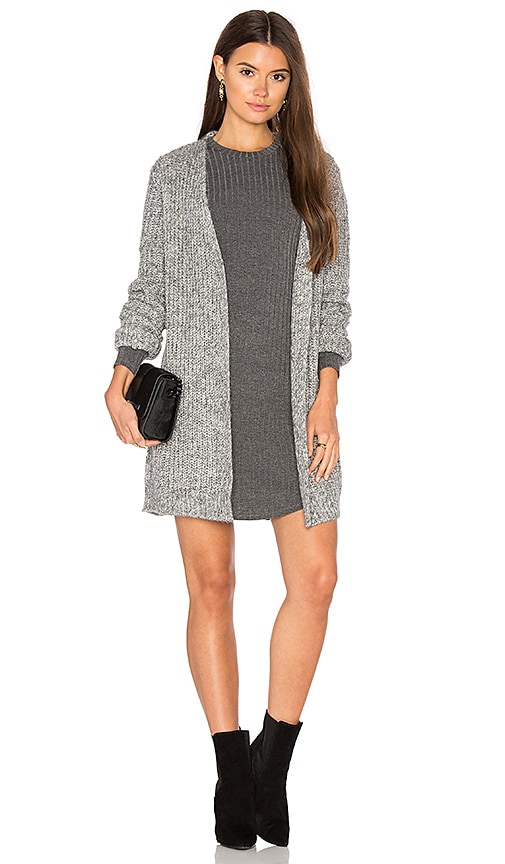 MKT studio Keo Cardigan in Gray