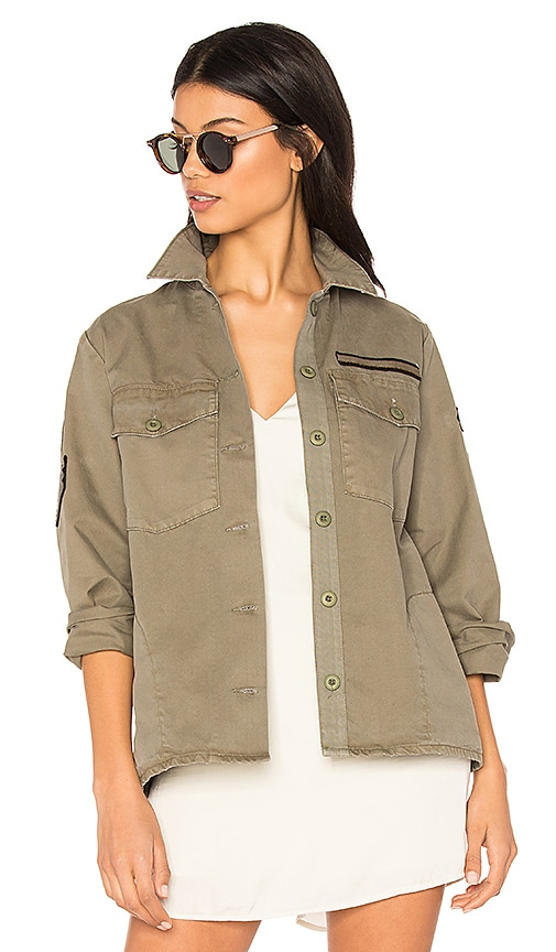 MKT studio Vahine Jacket in Olive