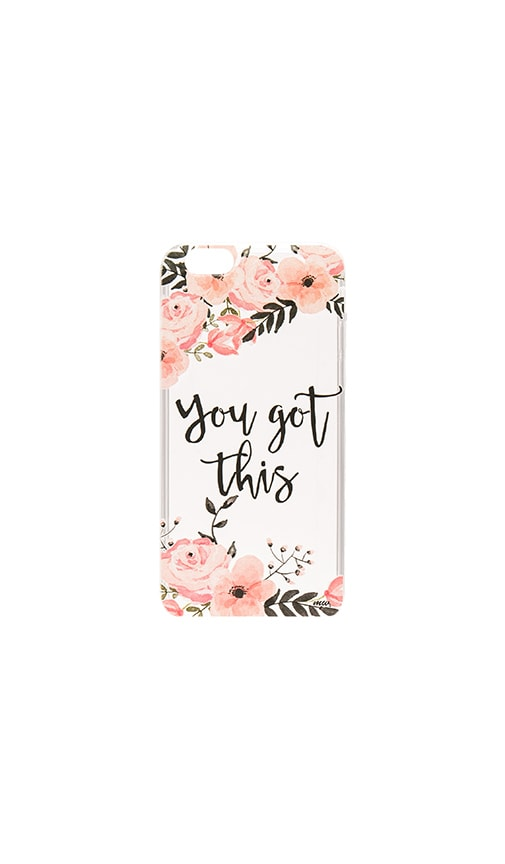 Milkyway Cases You Got This iPhone 6/6s Case in Pink