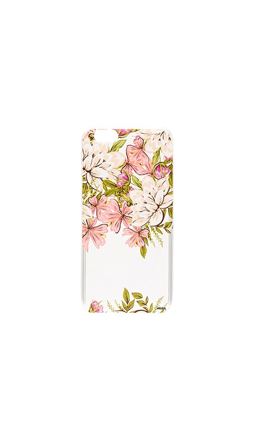 Angela Floral iPhone 6/6s Case