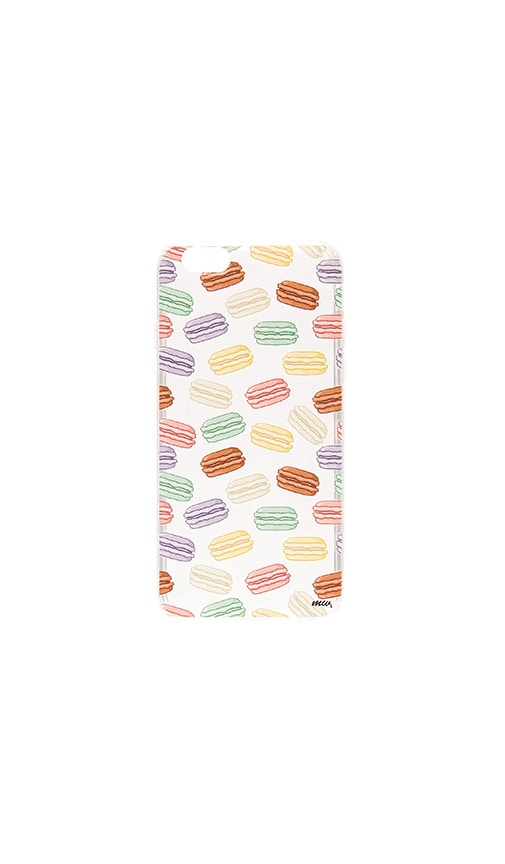 Milkyway Cases Macaron Pandemonium iPhone 6/6s Case in Yellow