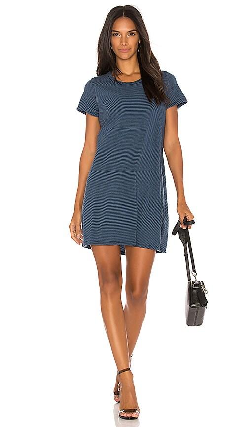 Michael Lauren Cuba Dress in Blue