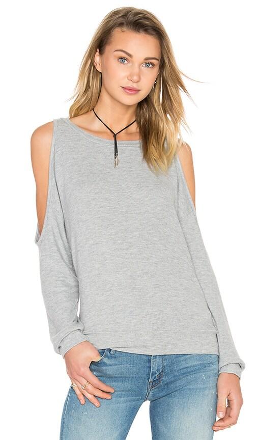 Skip Open Shoulder Pullover