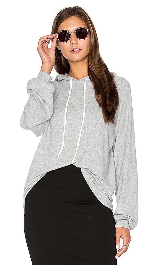 Michael Lauren Trevor Hoodie in Gray