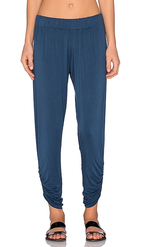 Michael Lauren Pablo Pant in Sea Blue