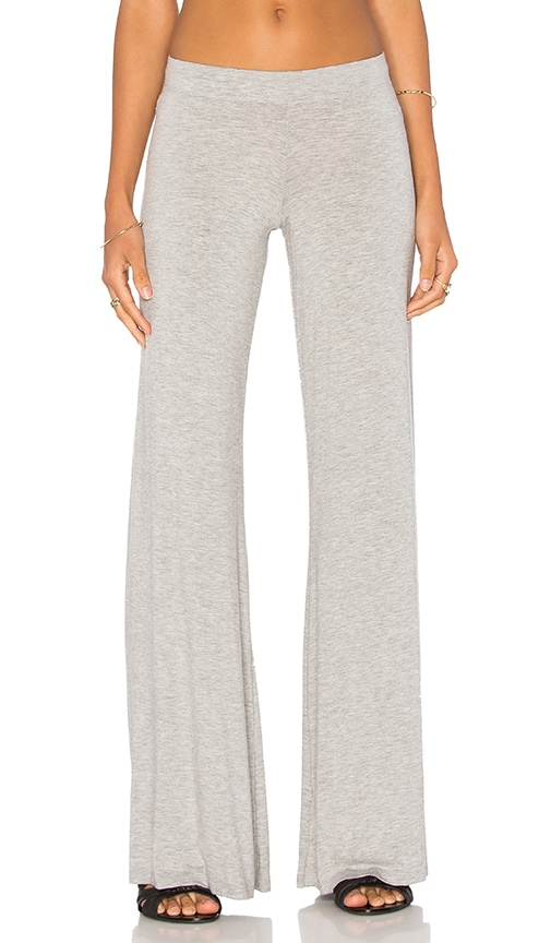Michael Lauren Derby Pant in Heather Grey