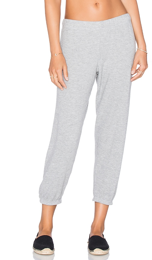 Michael Lauren Nate Pant in Heather Grey