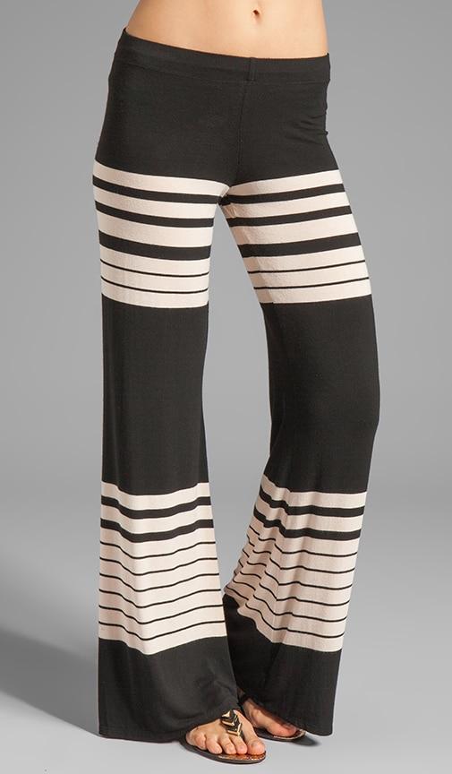 Derby Wide Leg Pant