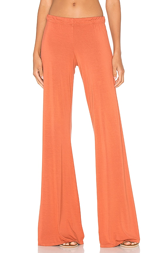 Excellent Orange Pants Knit Women Pants Womens Wear By ByGalit On Etsy