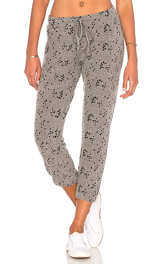Michael Lauren Shepherd Lounge Pant in Gray