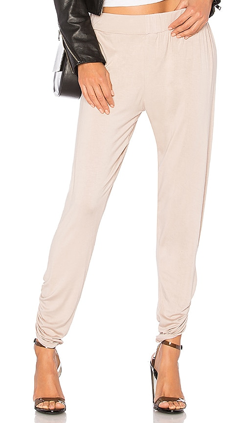 Michael Lauren Pablo Pant in Cream