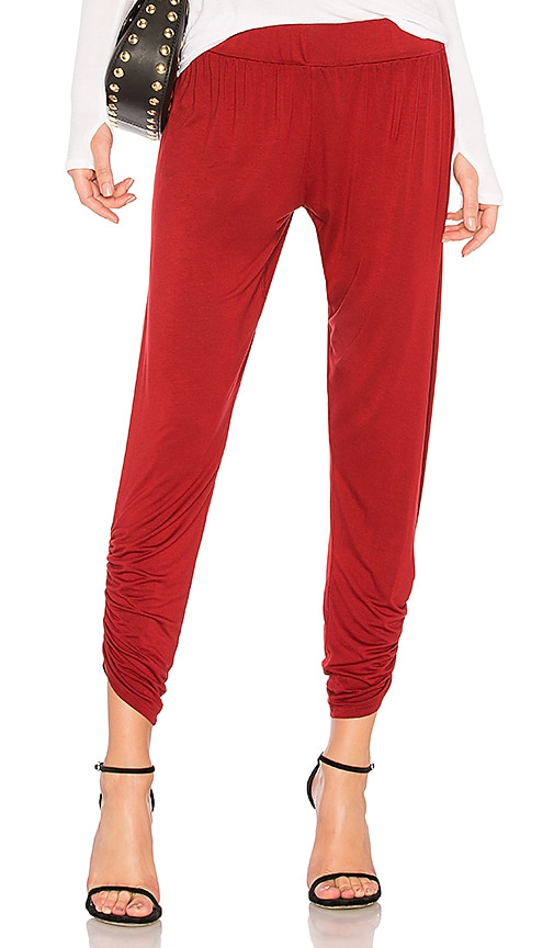 Michael Lauren Pablo Pant in Red