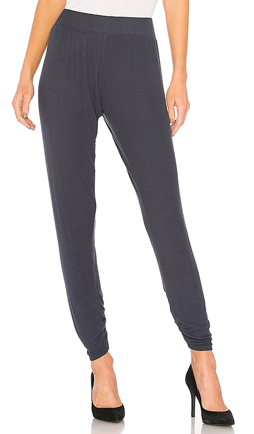 Michael Lauren Slade Pant in Slate