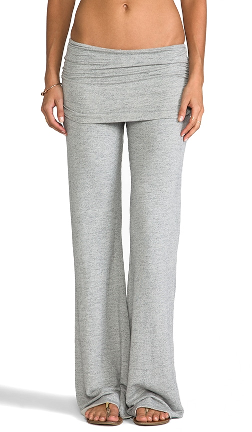Costa Bell Pant w/ Fold Over Waistband