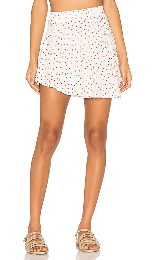 Citra Flirty Mini Skirt