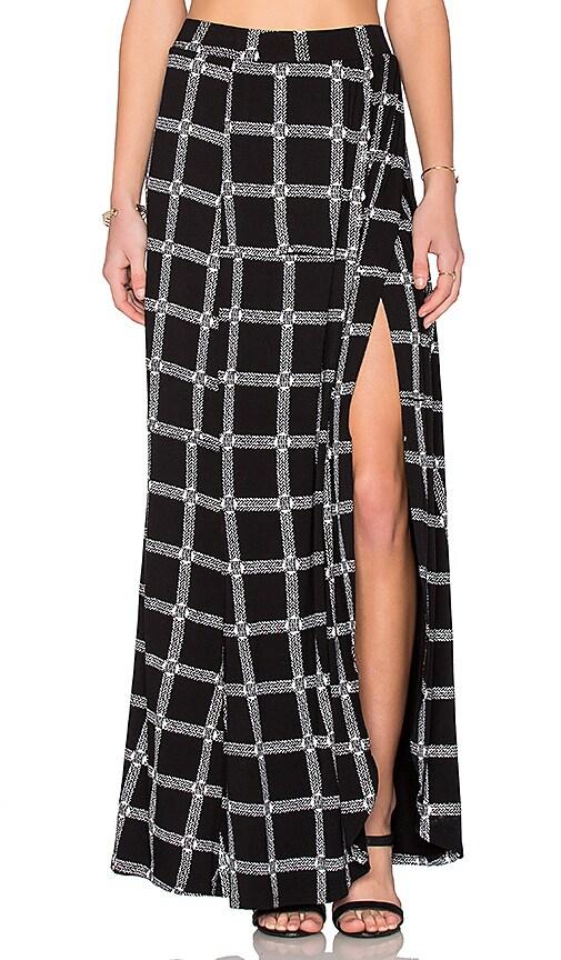 Indy Wrap Maxi Skirt