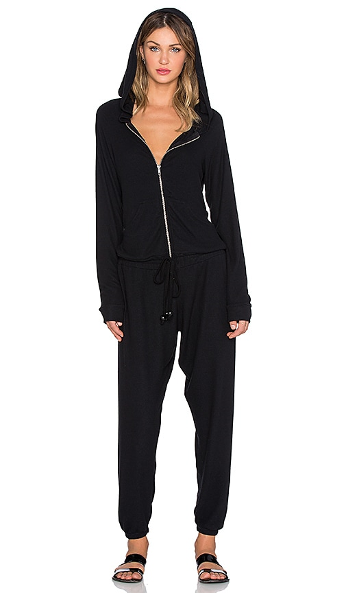 Fargo Zip Up Jumpsuit