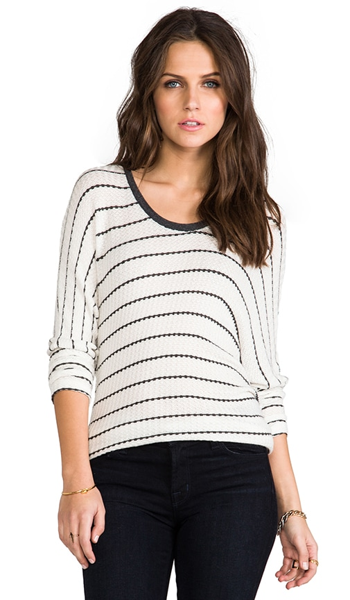 Dawson Stripe Long Sleeve Top