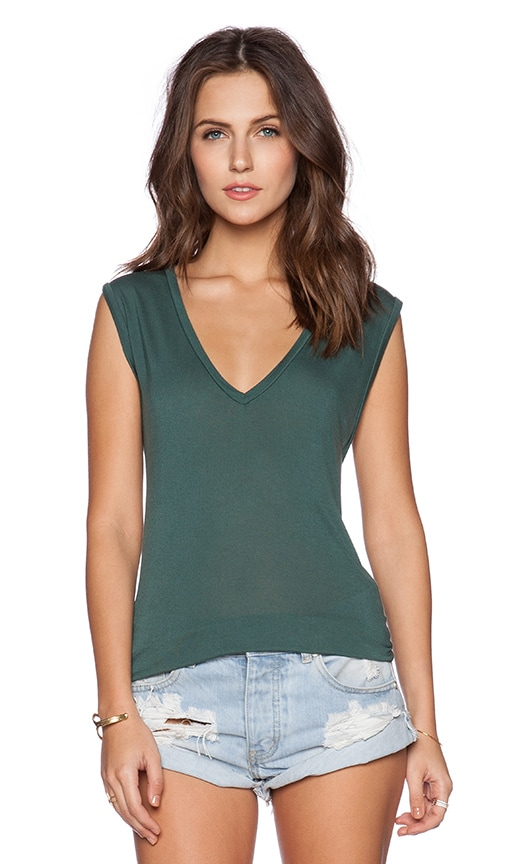 Jerry V Neck Tank