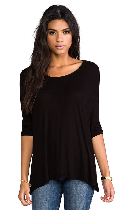Hunter Draped Tee