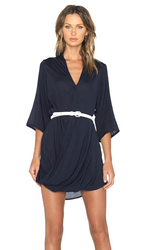 MLM Label Ziggy Mini Dress in Midnight
