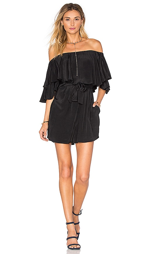 MLM Label Maison Romper in Black