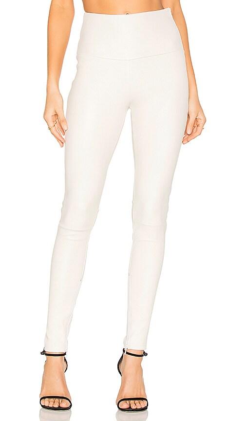 MLML High Waistband Leggings in White