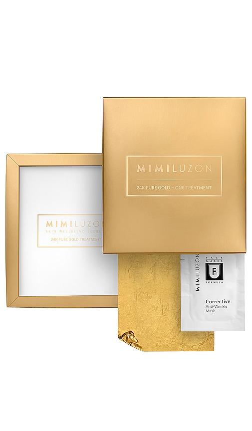 24K Pure Gold Treatment Mask