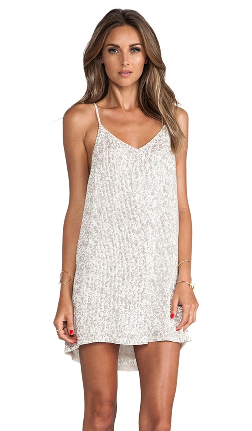 Carmen Beaded Cami Dress