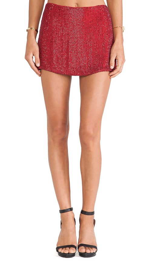 Bobbi Sequin Skirt
