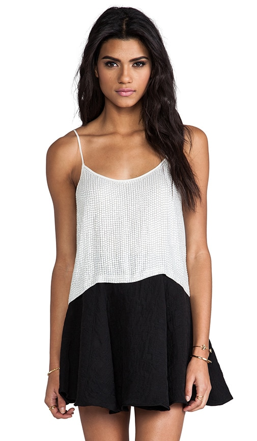 Whitney Beaded Top