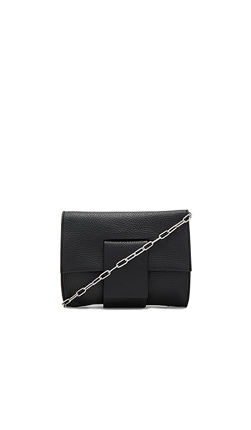MM6 Maison Margiela Clutch in Black