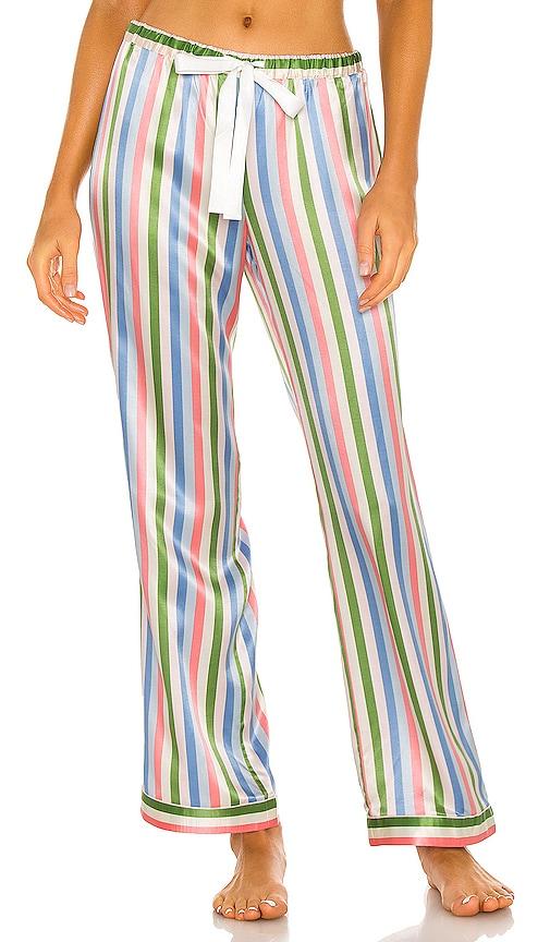 Morgan Lane Chantal Pants in Sherbet Striped