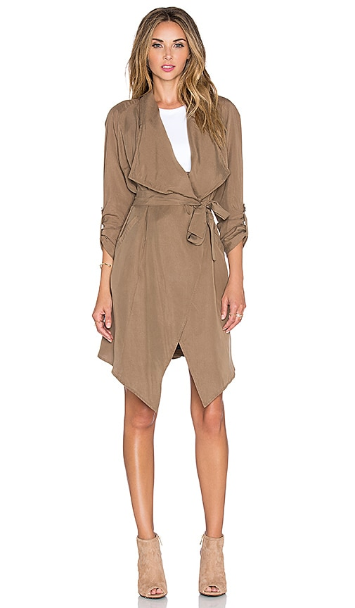 Neo Trench Coat