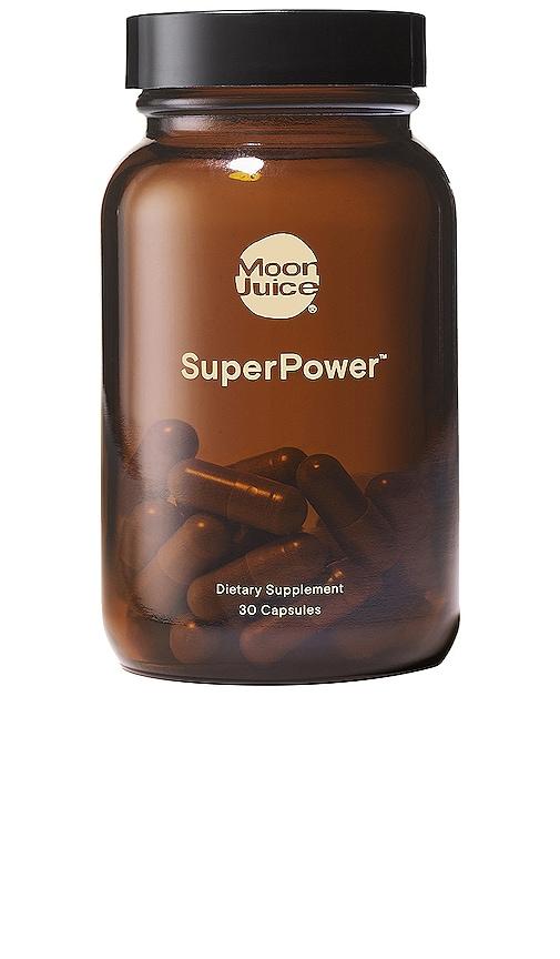 Moon Juice Wellnesses SUPERPOWER IMMUNE SUPPORT SUPPLEMENT