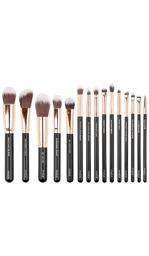 M.O.T.D. COSMETICS LUX VEGAN MAKEUP BRUSH SET